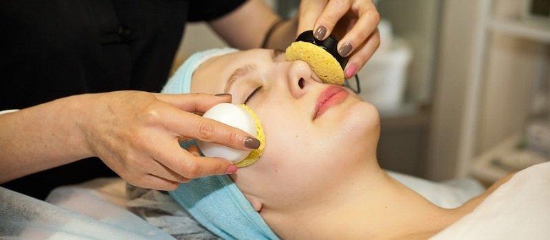 микротоковая терапия фото проведения процедуры